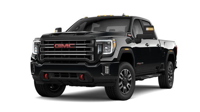 2020 GMC Sierra AT4 3500HD Off-Road Truck
