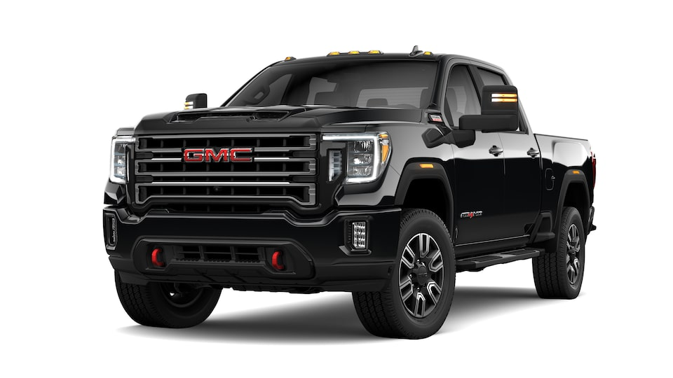 2020 GMC Sierra AT4 3500HD Off-Road Truck