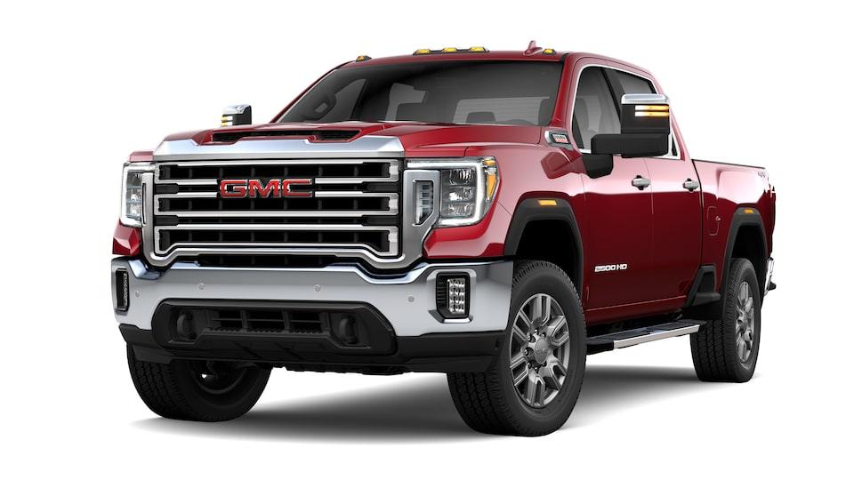 2020 Sierra 2500HD & 3500HD SLT & SLE | Heavy Duty Truck