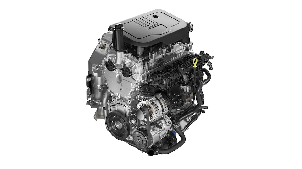 2021 GMC Acadia 2.0L 4-Cylinder Turbo Engine