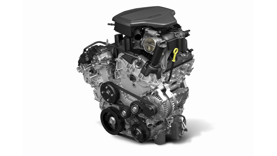 2021 GMC Acadia 3.6L V6 Engine