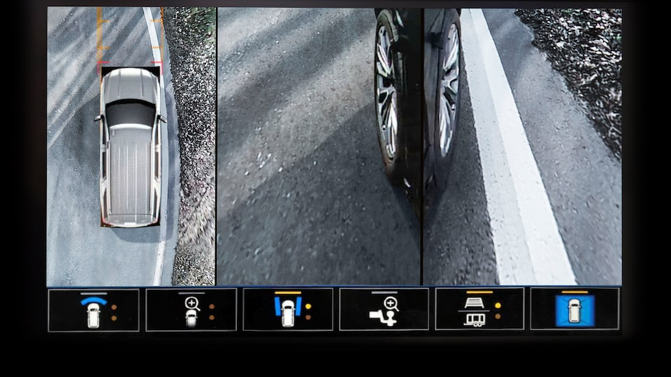 2021 GMC Yukon Full size SUV Surround Vision Camera