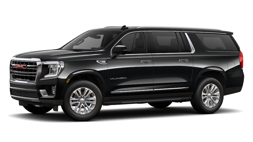 model overview  2021 gmc yukon sleslt  fullsize suv