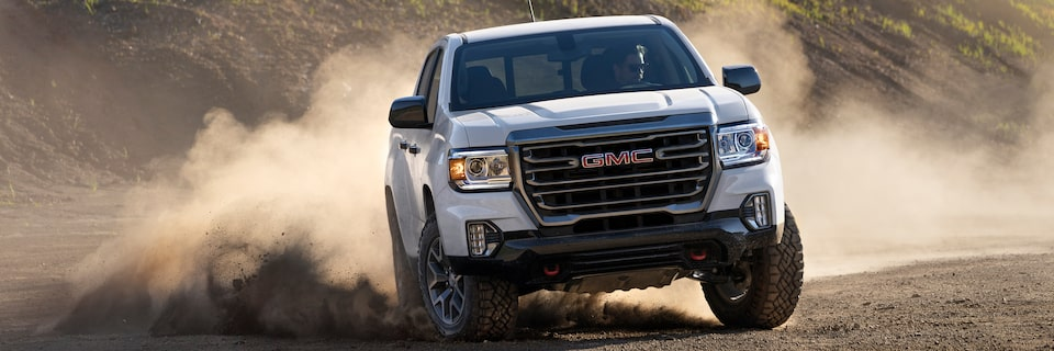 2021 GMC Canyon Small Truck Capability