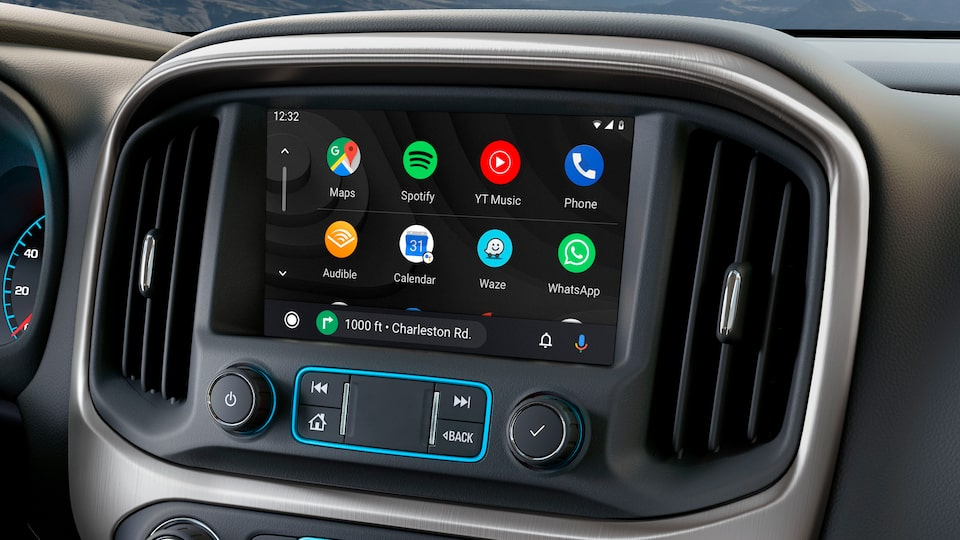 2021 GMC Canyon Small Truck with Android Auto