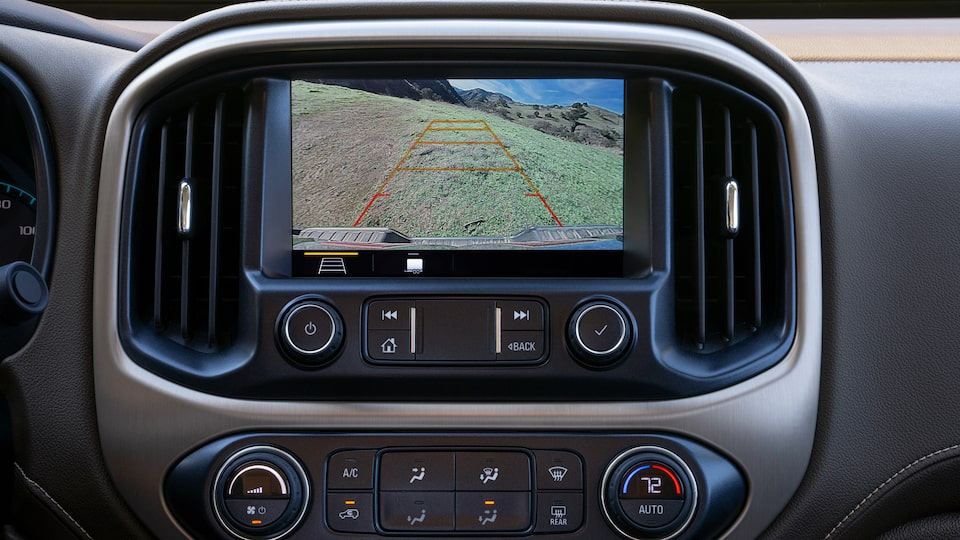 2021 GMC Canyon Small Truck with rear safety camera