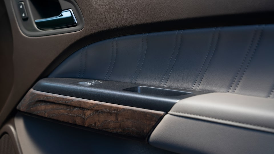 2021 GMC Canyon Denali Luxury Interior
