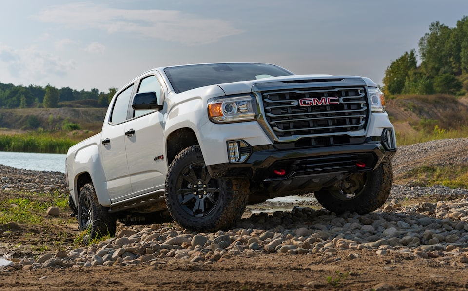 2021 GMC Canyon AT4 Small Off-Road Truck Package