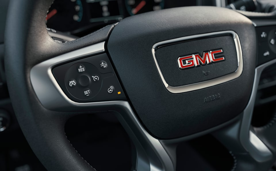 2021 GMC Canyon Elevation Steering Wheel