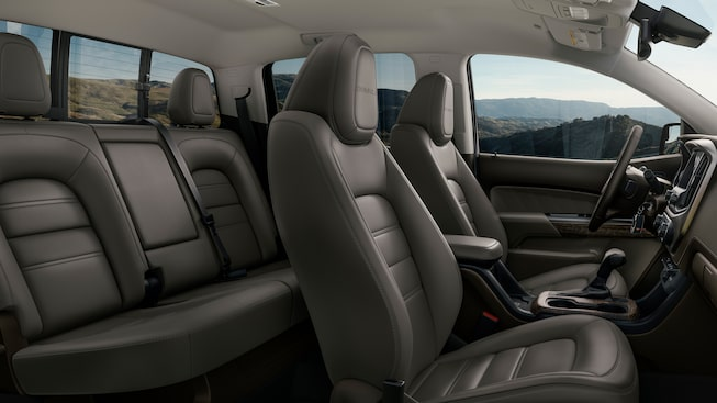 2021 GMC Canyon Denali Small Luxury Truck with ventilated seats