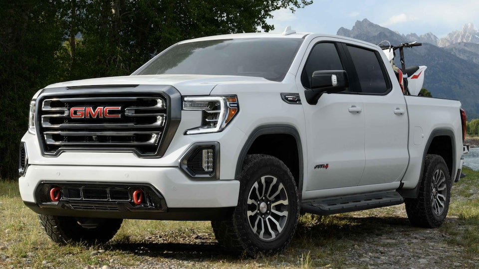 2021 GMC Sierra 1500 AT4 Off-Road Truck CarbonPro