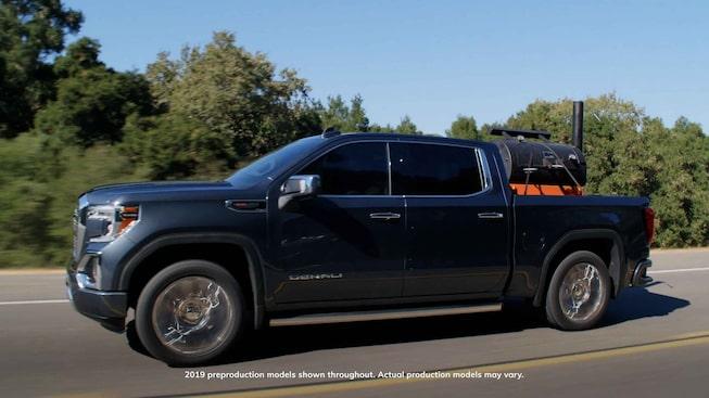 model details  2021 gmc sierra denali 1500  luxury truck