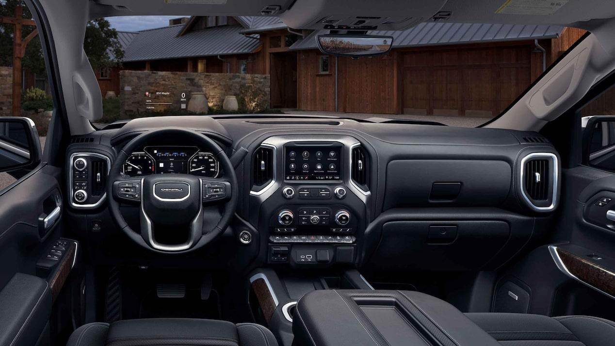2021 Sierra 1500 Steering Wheel