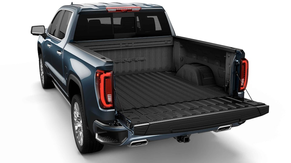 2021 GMC Sierra 1500 Pickup Truck with MultiPro Tailgate