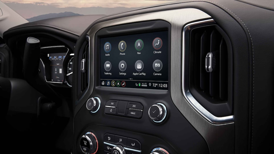 2021 GMC Sierra 1500 Pickup Truck with Infotainment System with Navigation