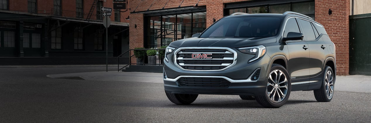 Trucks suvs crossovers vans 2018 gmc lineup get a great deal on most 2018 gmc terrains publicscrutiny Choice Image
